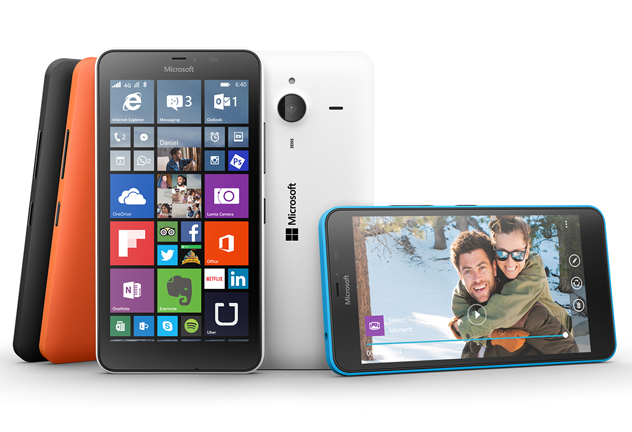 Microsoft Lumia 640 XL gets Lumia Denim