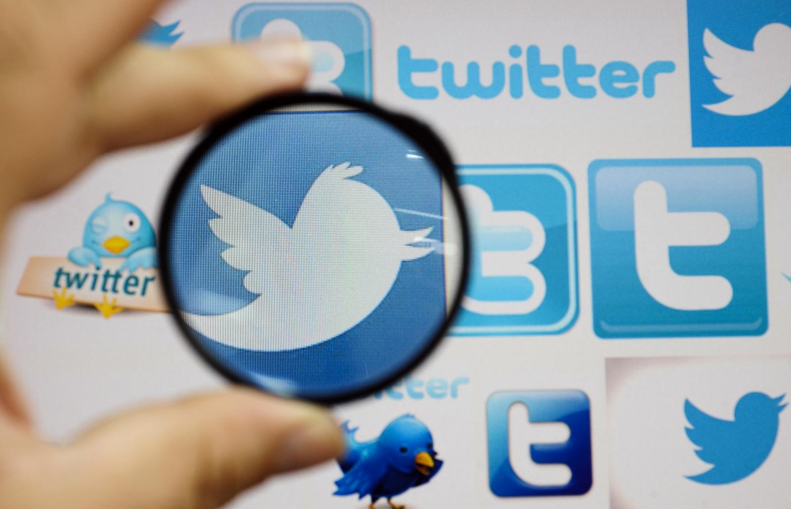 Twitter Isis threat