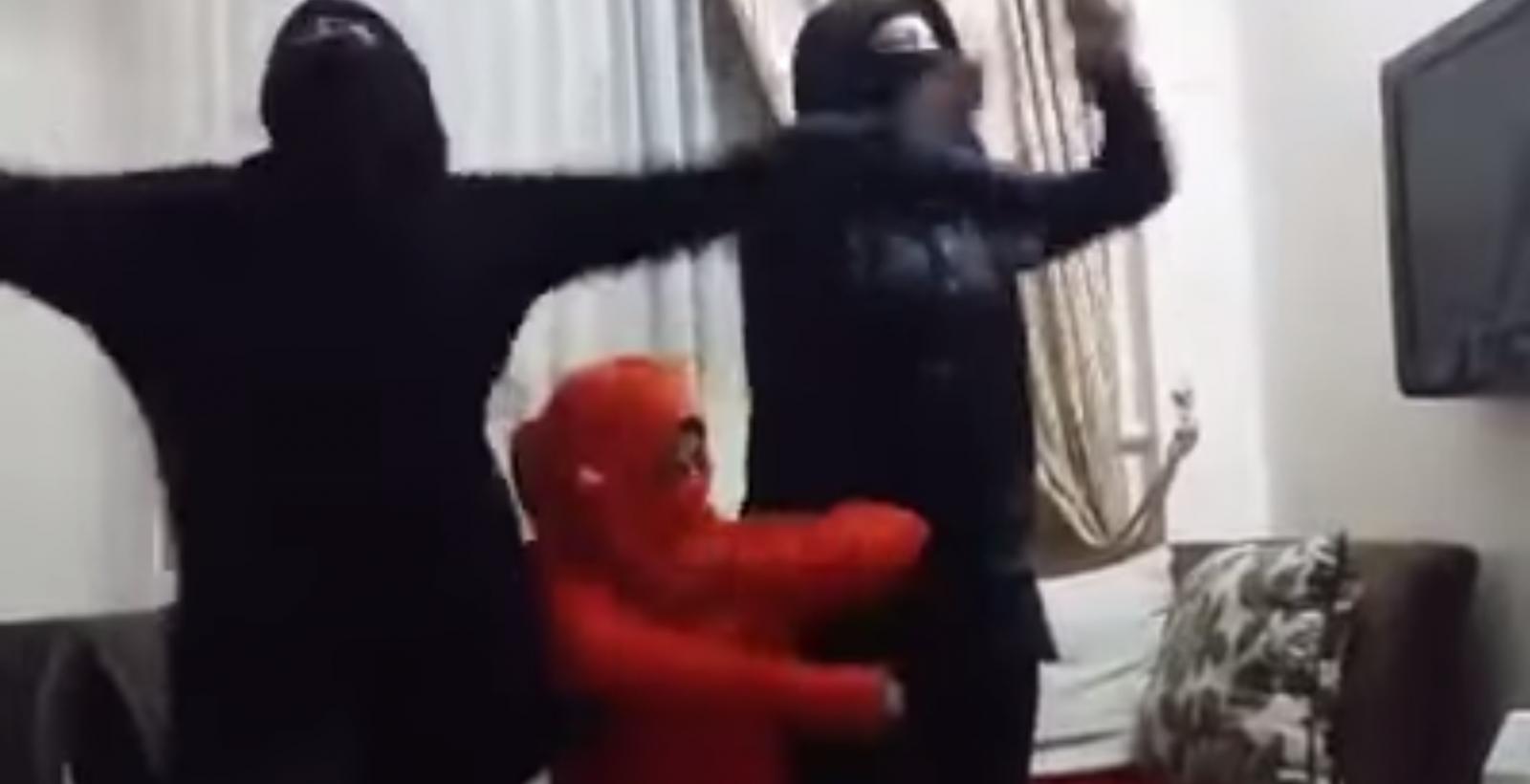 Isis anthem parody videos