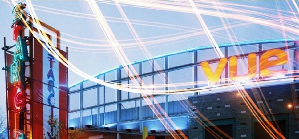 Vue Entertainment Logo