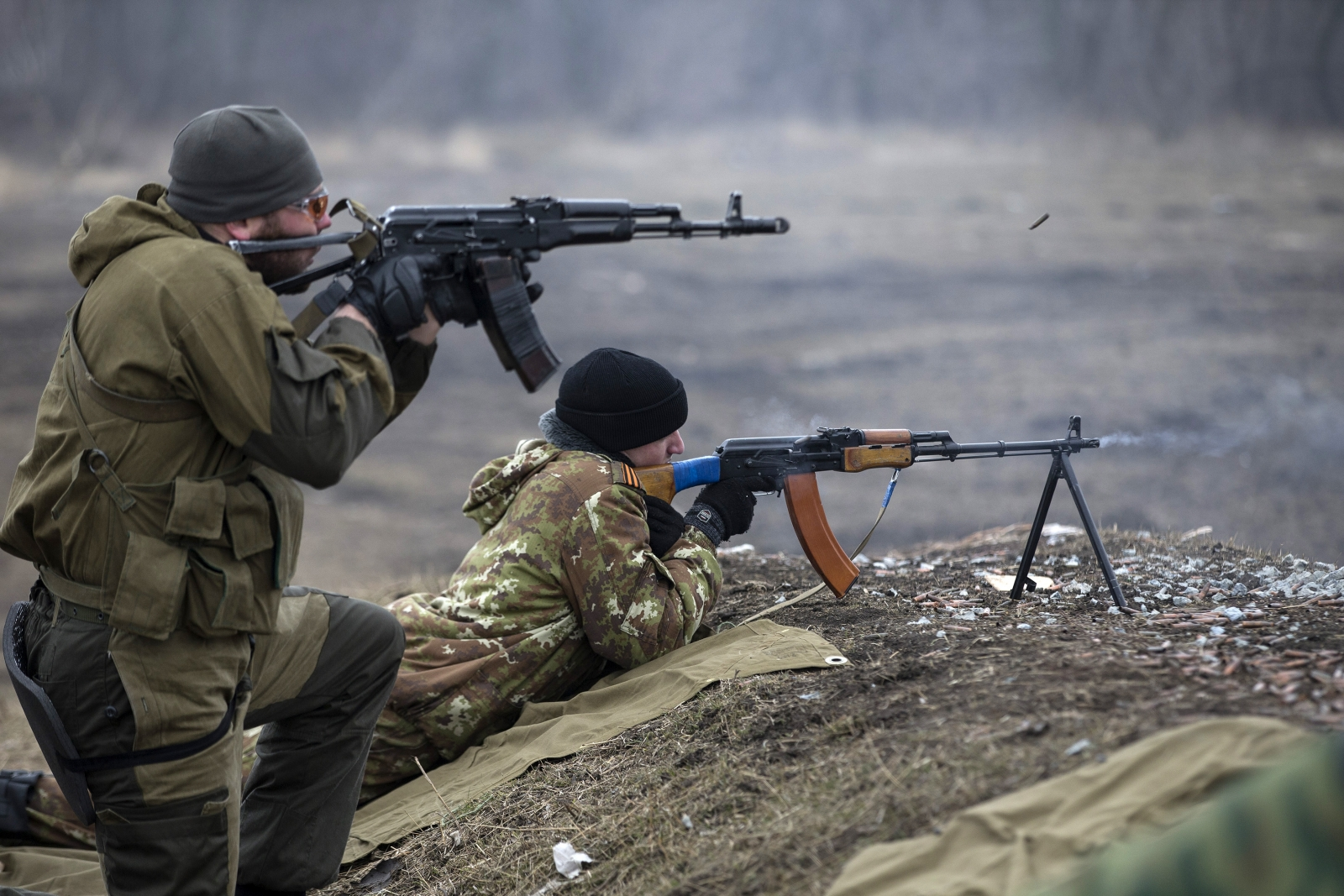 Ukraine pro-Russian rebels