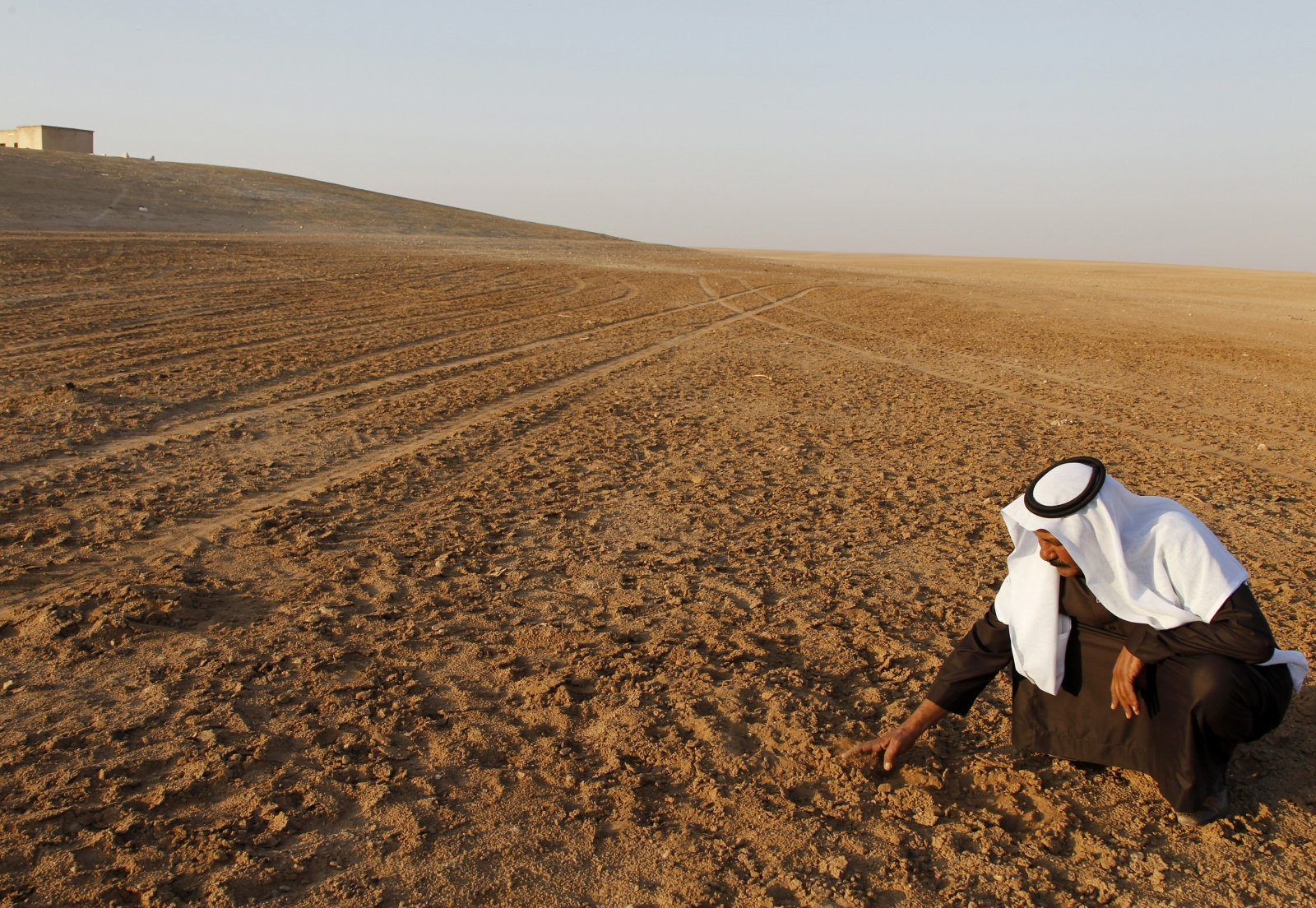 syria drought climate change