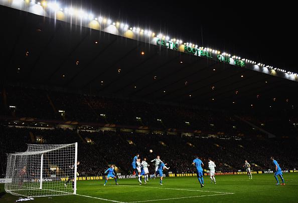 Celtic vs Inter Milan