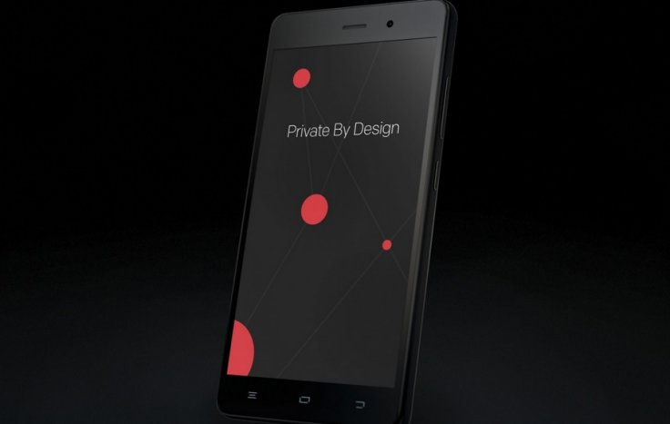 Blackphone 2 Silent Circle tablet