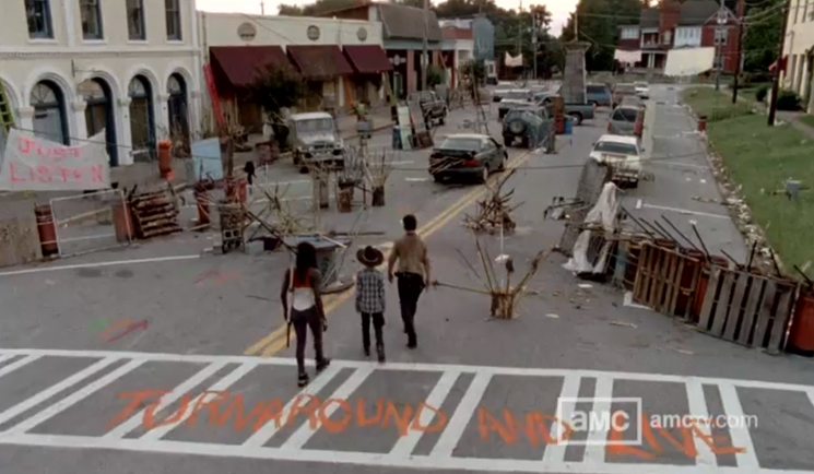 The Walking Dead episode