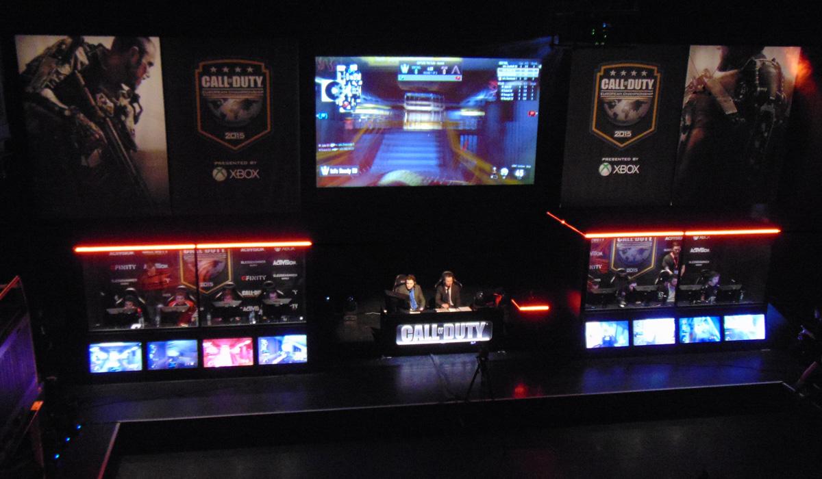 Call of Duty European Championships