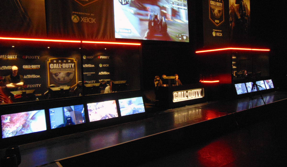 Call of Duty European Championships