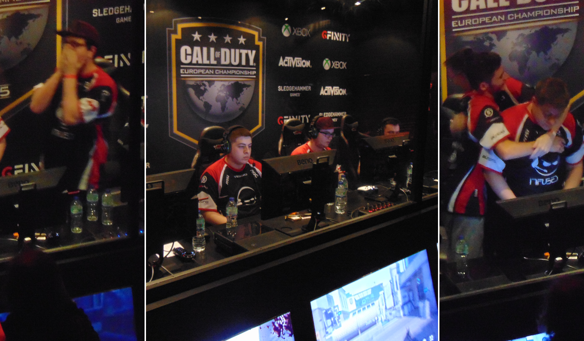 Team Infused Call of Duty european championships