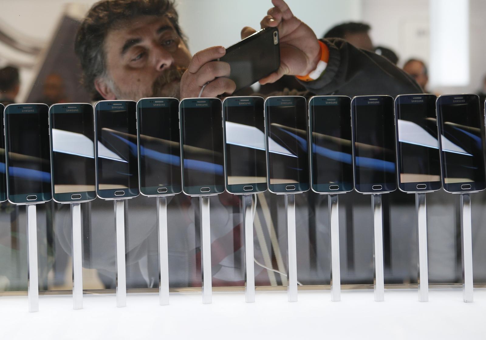 Mobile World Congress Galaxy S6 Samsung