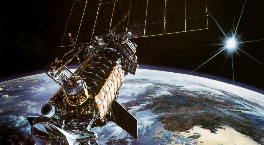 Defense Meteorological Satellite System (DMSP).