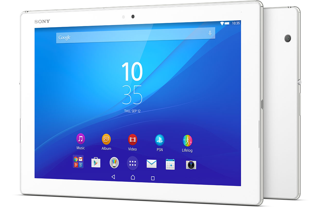 Pre-order Xperia Z4 Tablet via Sony Stores in Europe ...