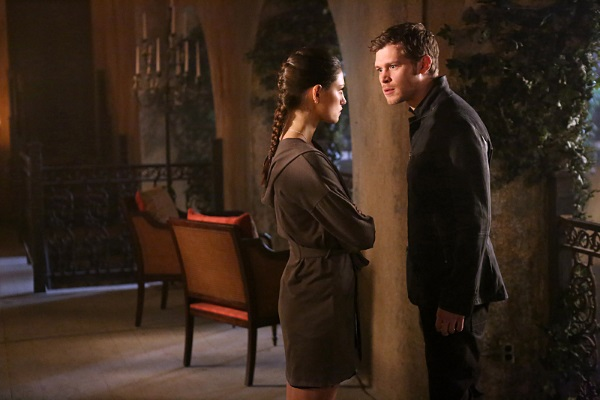 klaus and hayley in The Originals