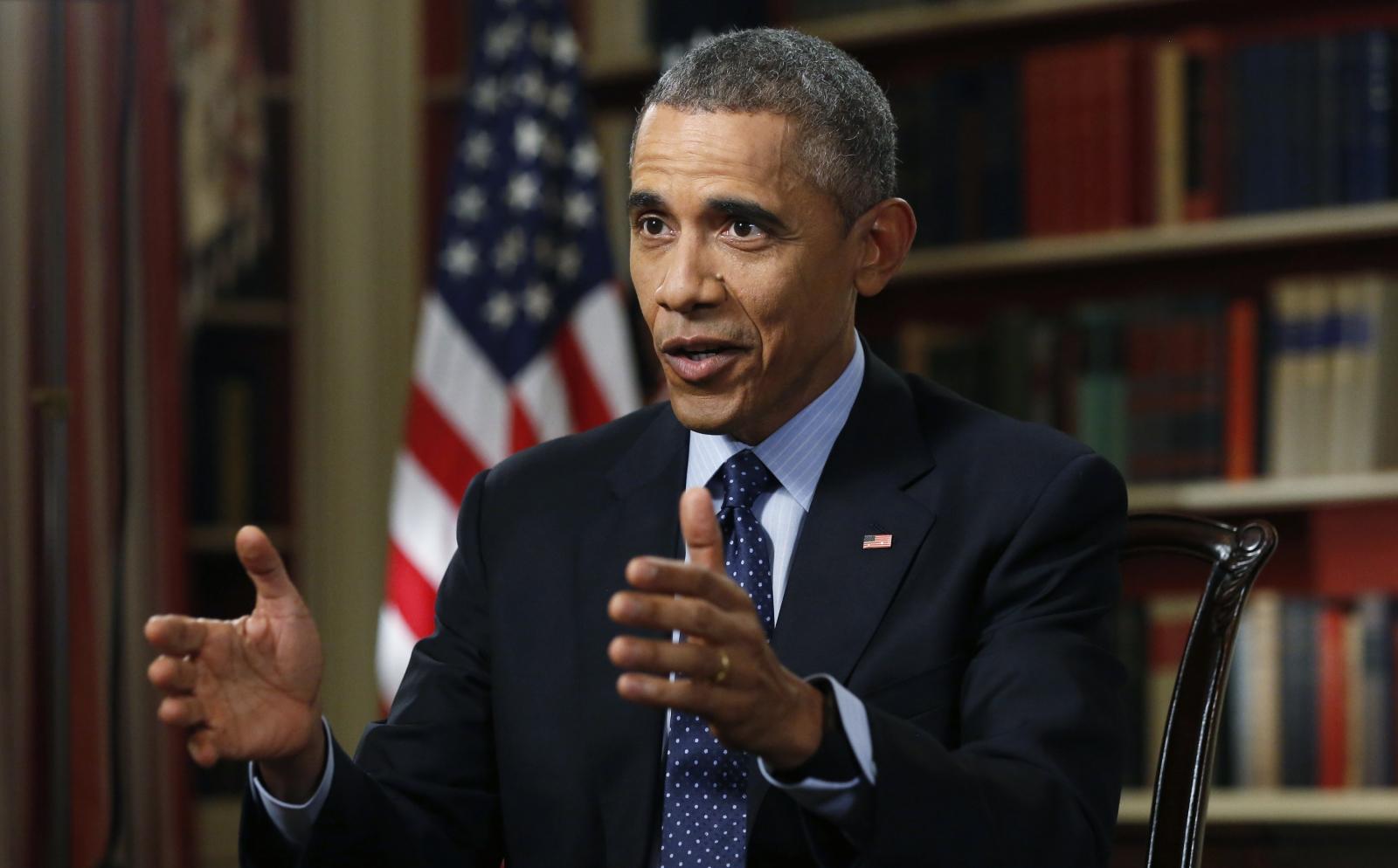US president Barack Obama Cuba