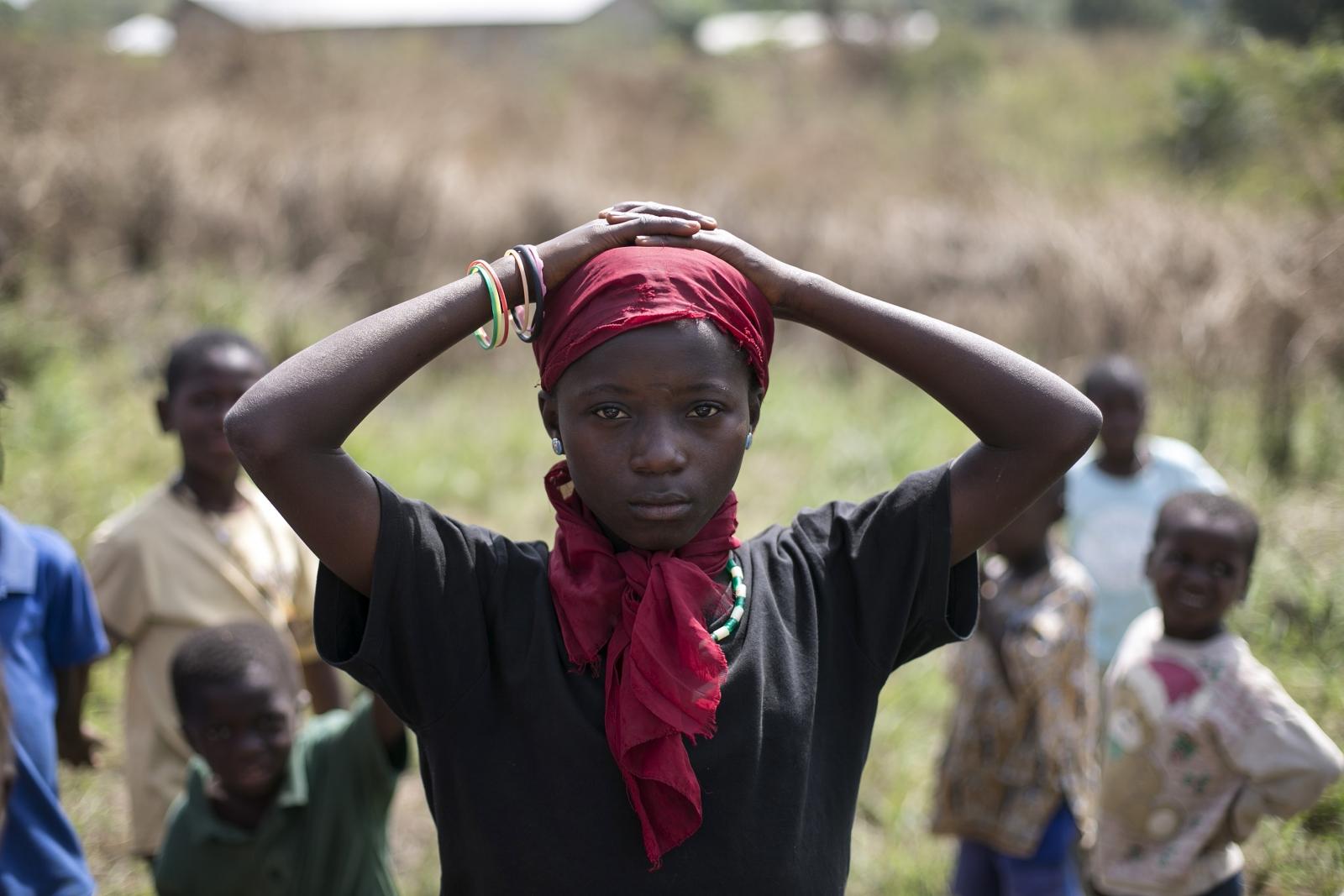Sierra Leono ebola outnreak