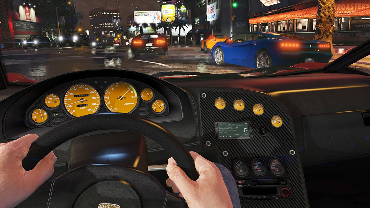 GTA 5 Grand Theft Auto