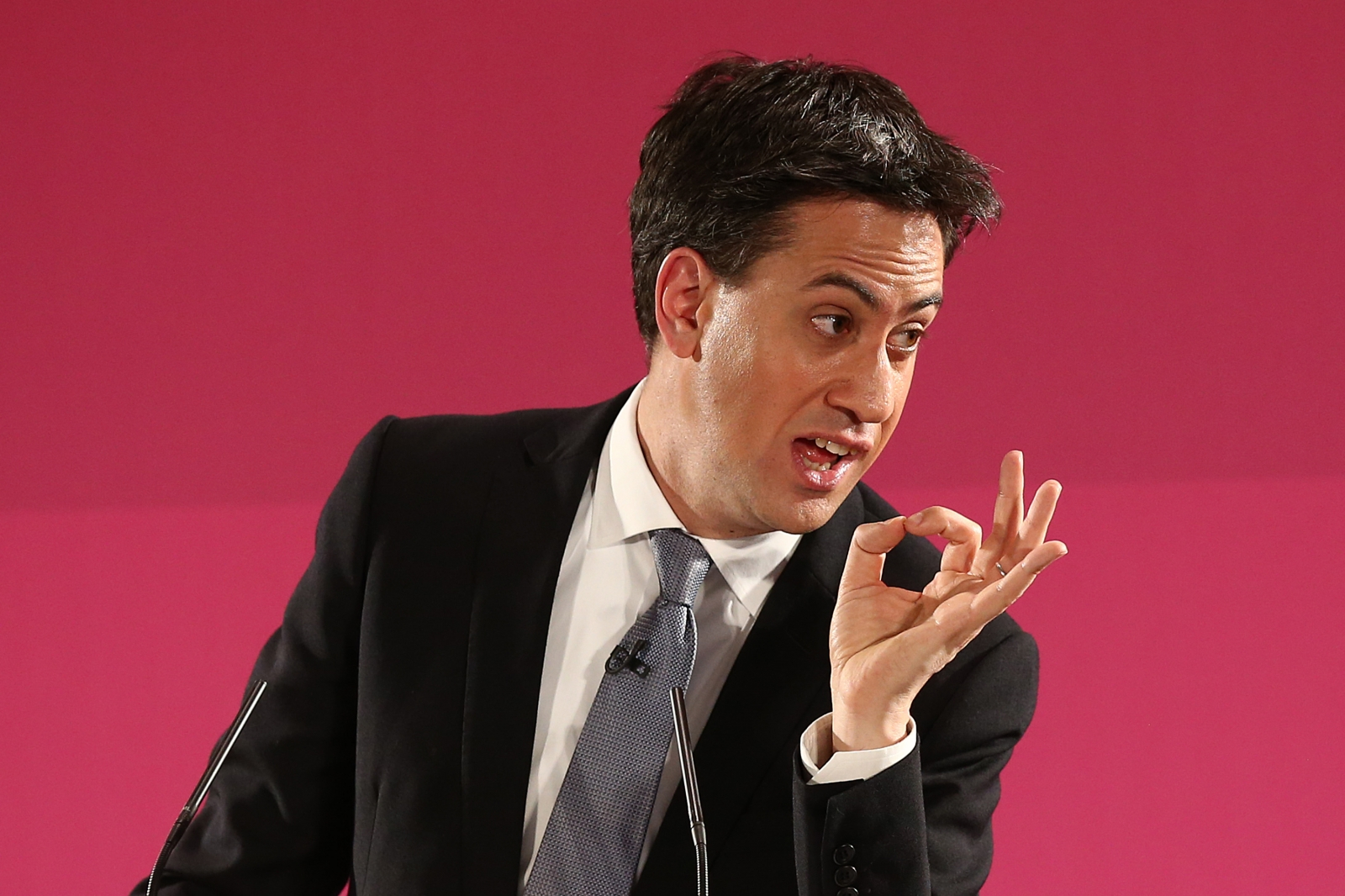 Cheaters rate Ed Miliband most 'lusty'