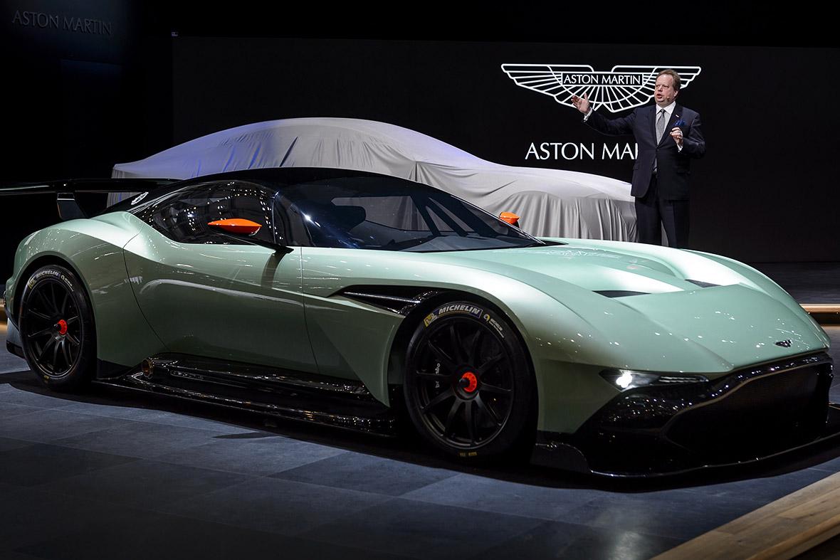 Geneva International Motor Show 2015 The Hottest New Models And