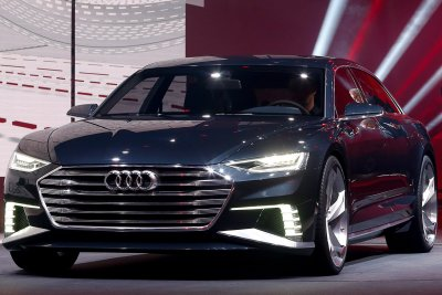 Audi Prologue concept car