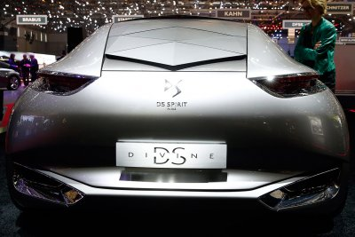 Citroen DS Divine concept car