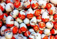 Kinder Eggs misused for smuggling drugs