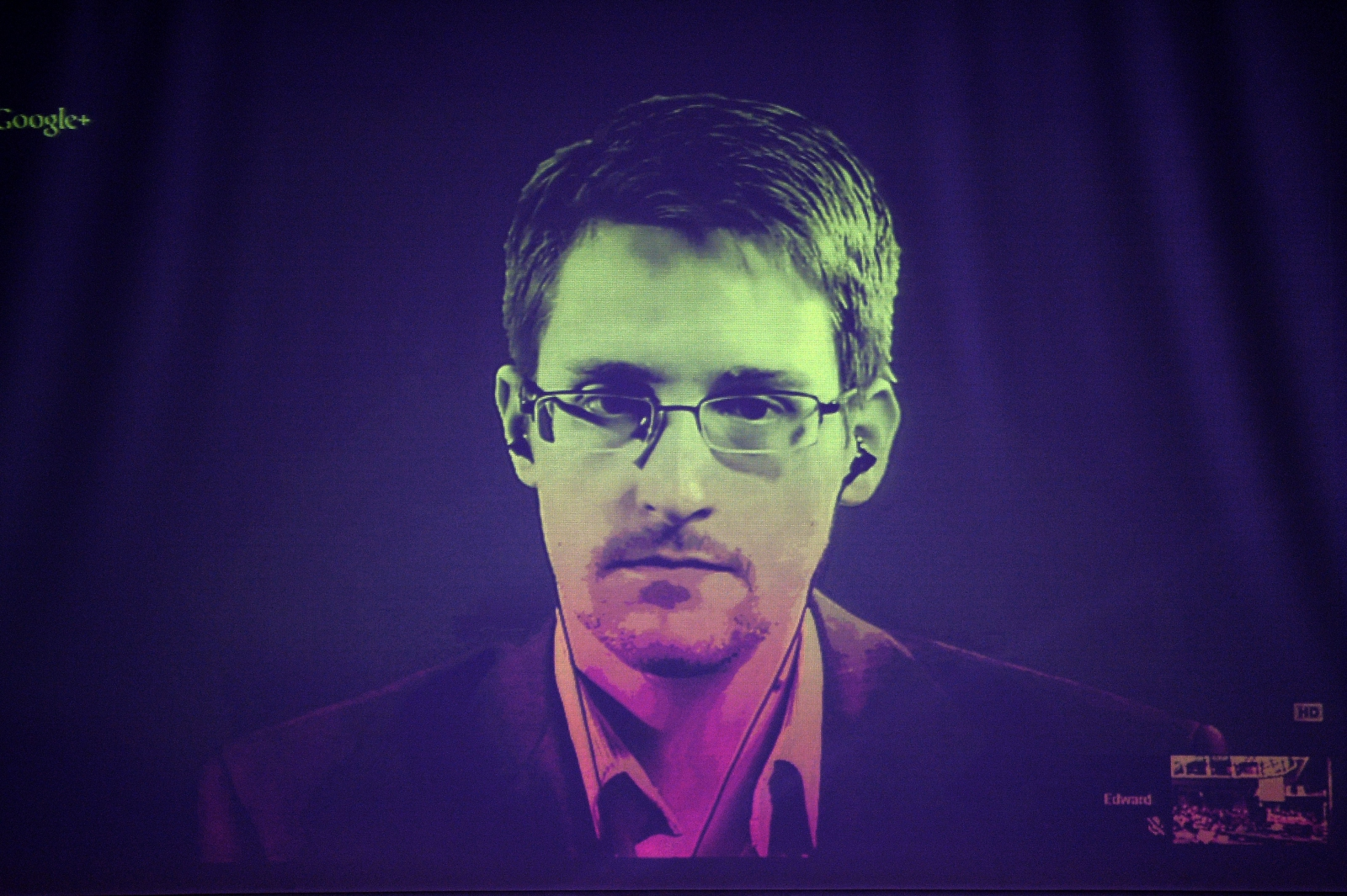 Edward Snowden Sunday Times Report