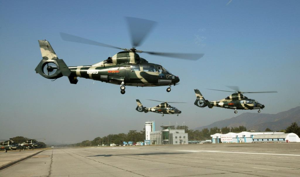 China's Military Budget
