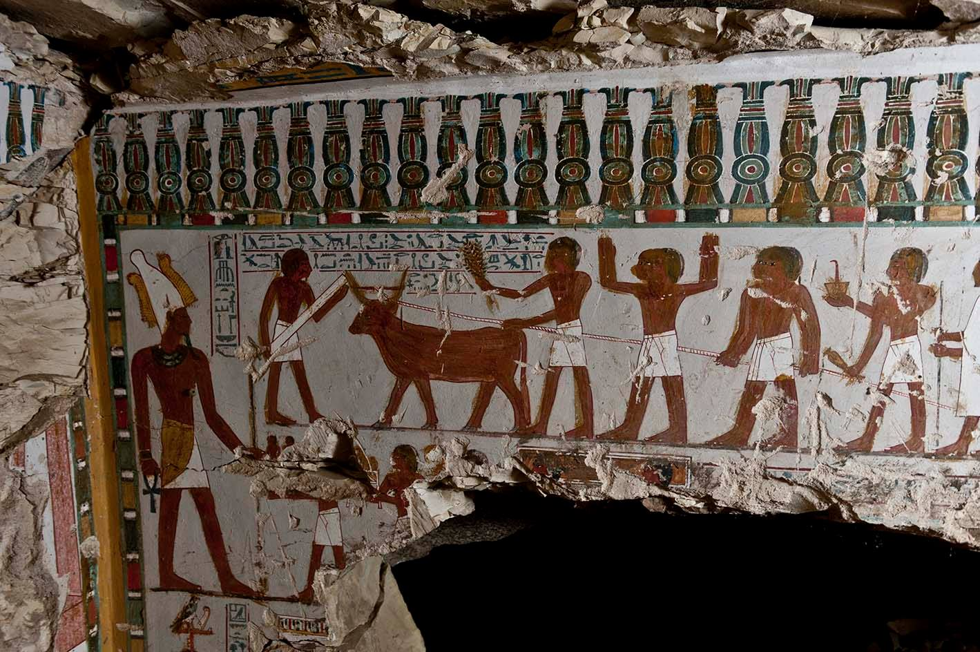 temple guard Amenhotep