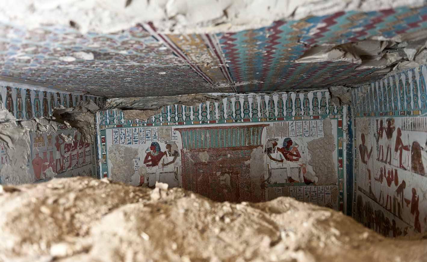 temple guard tomb