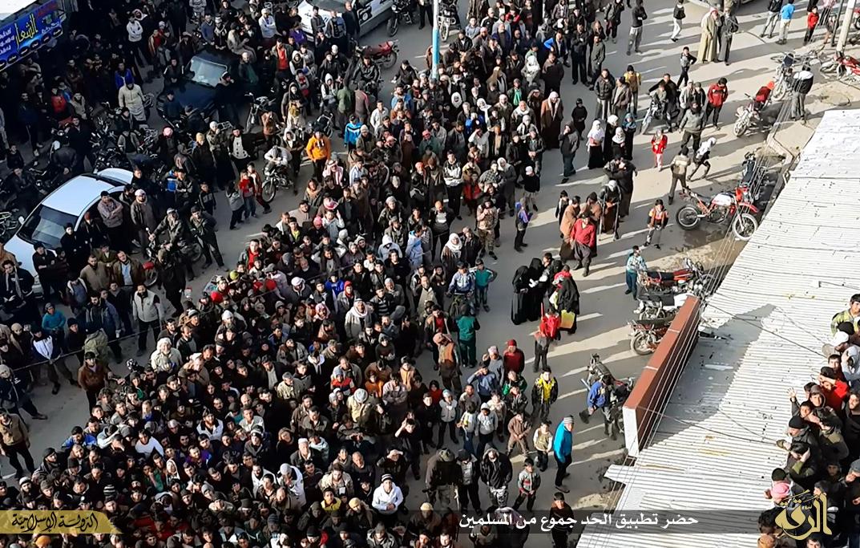 Isis executes homosexual man Syria