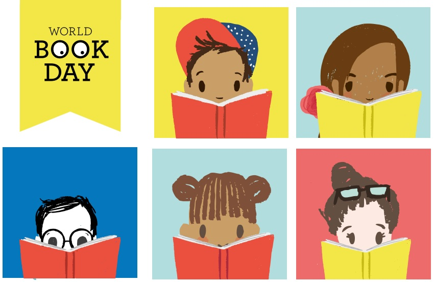 World Book Day 2015 163 1 Books And Literary Costumes Mark