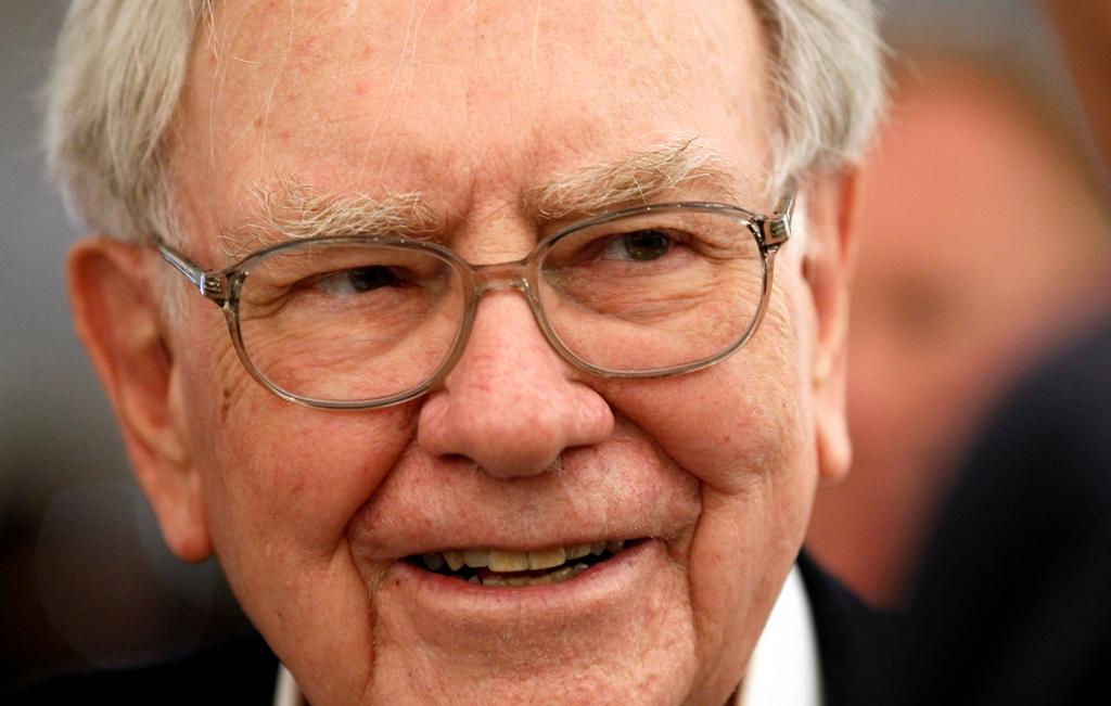 Berkshire Hathaway Boss Warren Buffet