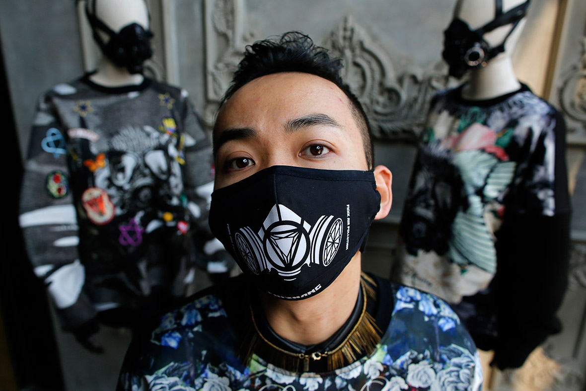 The Evolution of Face-mask Fashion