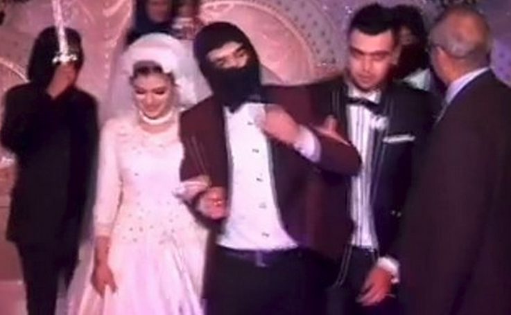ISIS prank at Egypt wedding