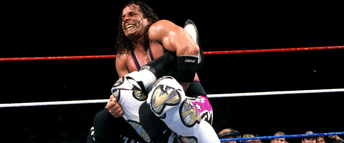 Bret Hart Shawn Michaels