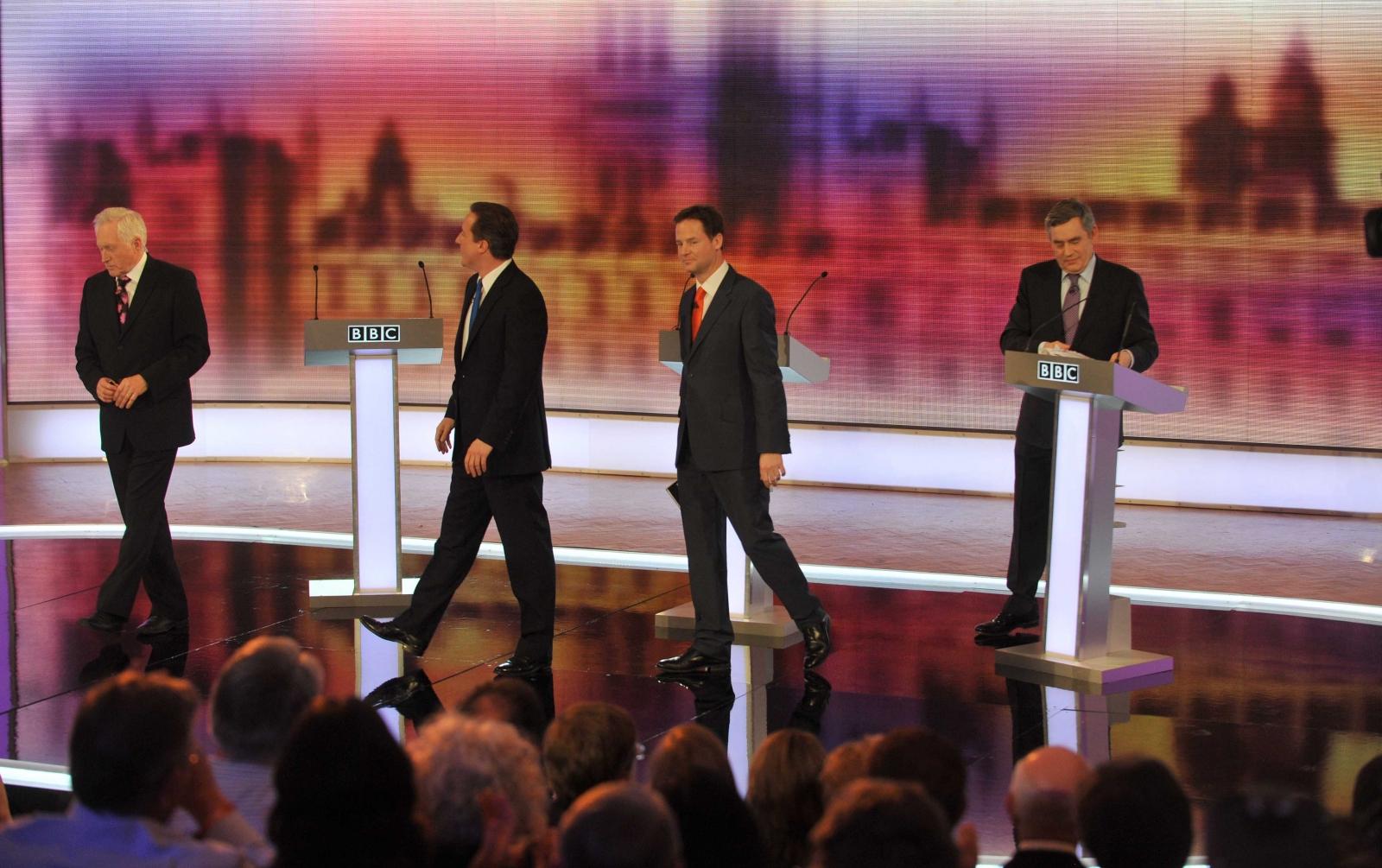 2010 TV debates