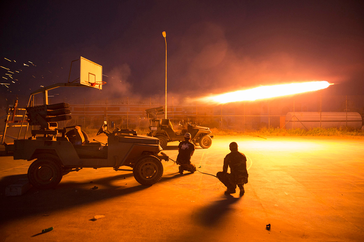 Shi'ite fighters Isis Iraq