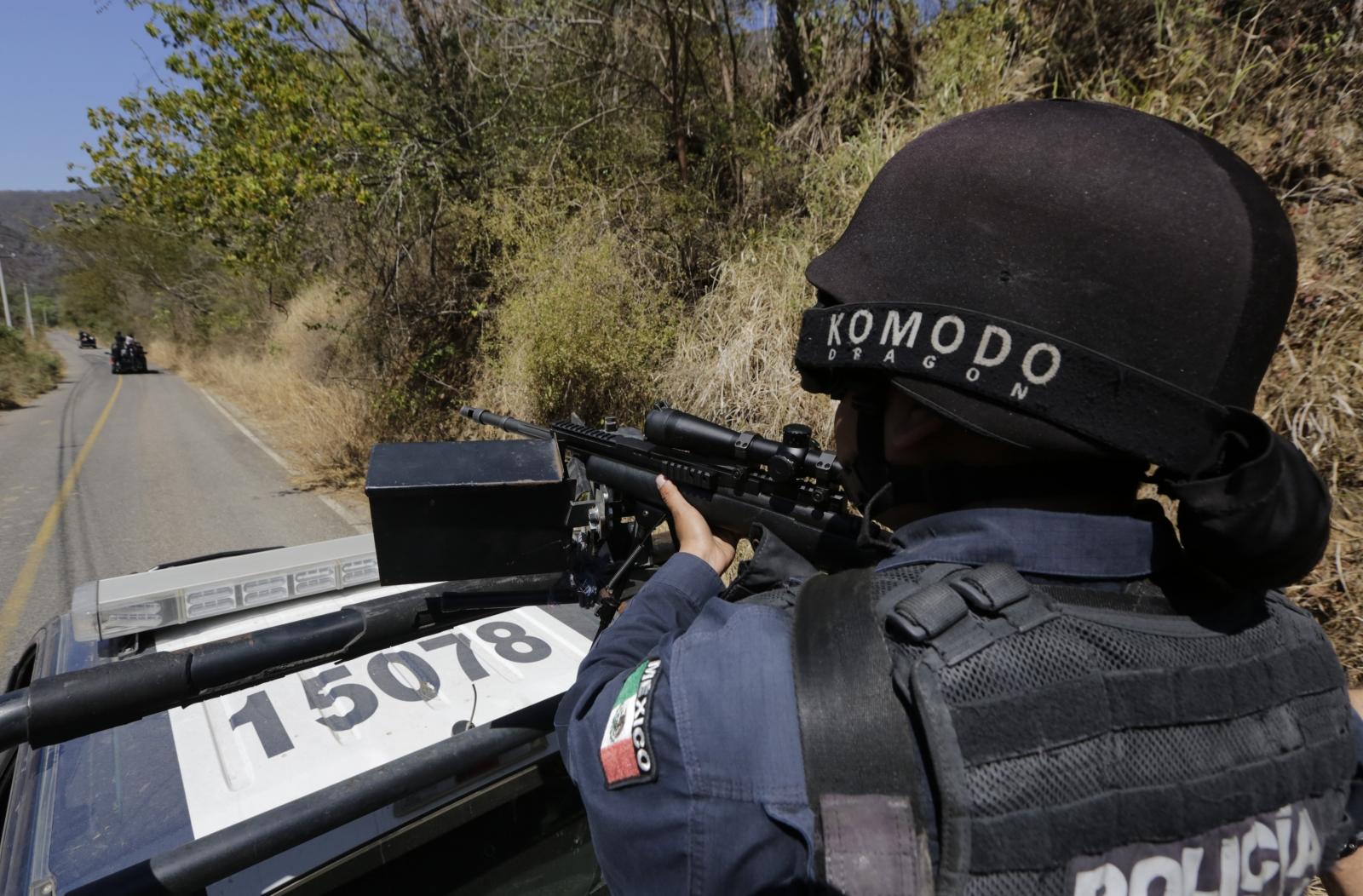 Los Zetas drug Mexico