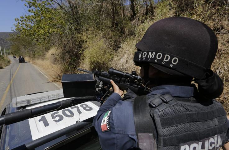 11 Los Zetas Cartel Members Killed in Firefight ...  |Zetas Violence