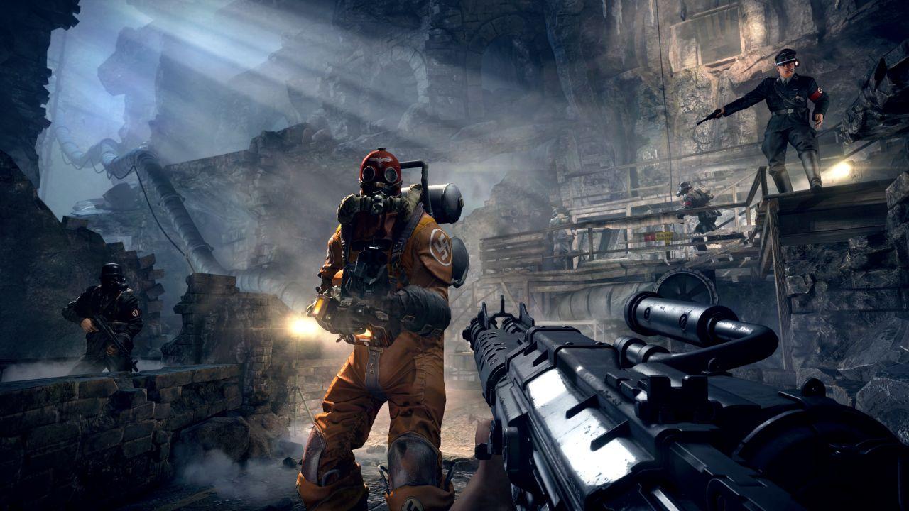 Wolfenstein The Old Blood Screenshot