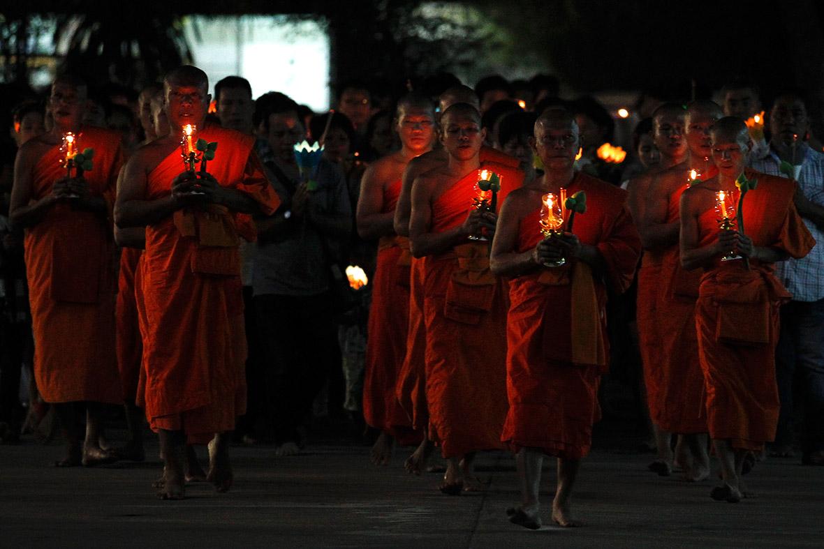 Makha Bucha Bangkok