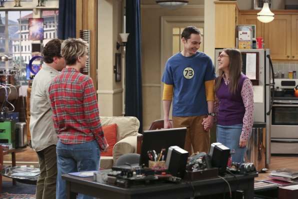 Big bang theory season 8 episode 17