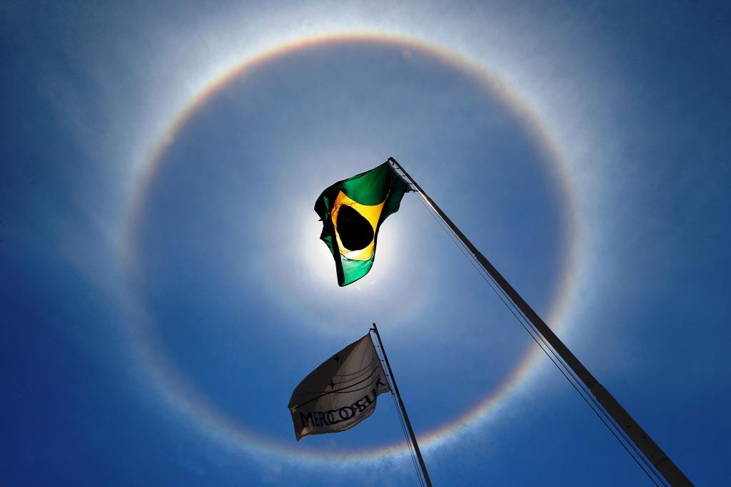 Brazil Nears Recession