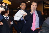 US ambassador South Korea Mark Lippert attacked