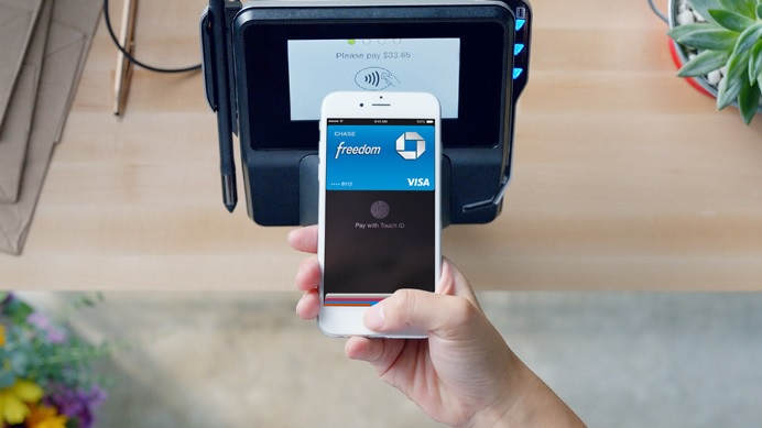 Apple Pay with iPhone 6