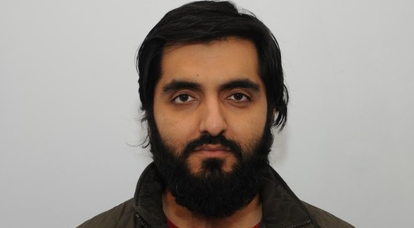 Jamshed Javeed recruited for IS