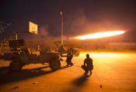 Shia fighters Iraq