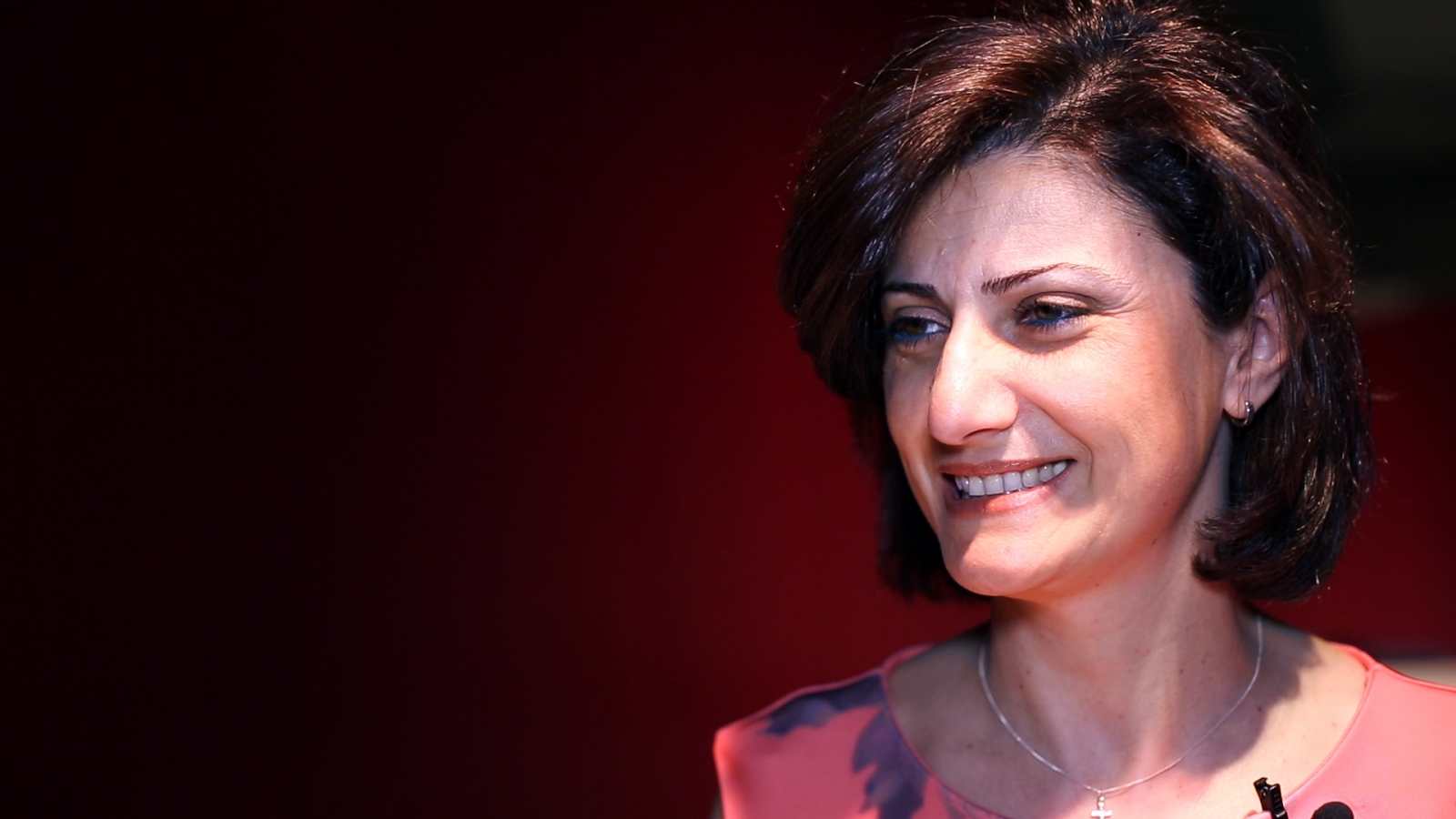 Sonia Khoury Woman of the Year award
