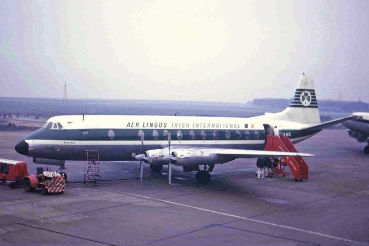 Aer Lingus 1968
