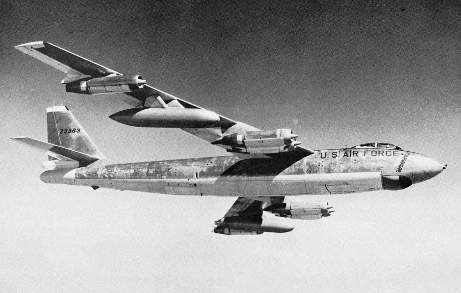 1956 B-47 disappearance
