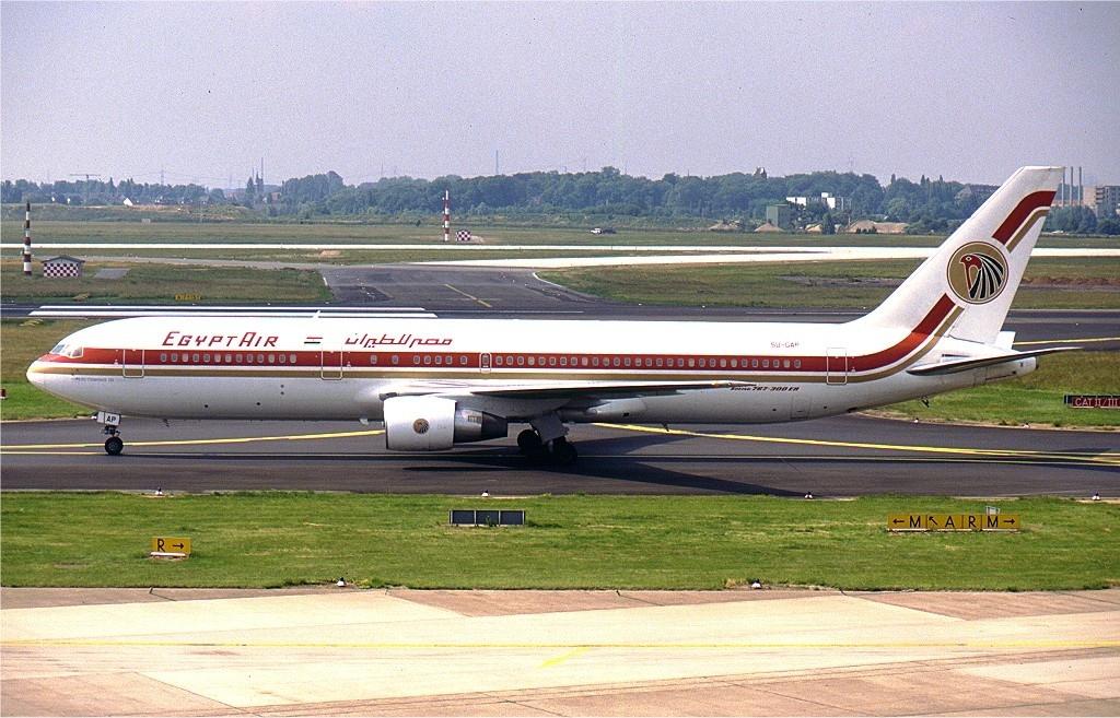 EgyptAir 990